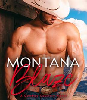 Montana Blaze (Country Cowboy Book 1)